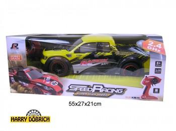 RC Speed Racer 1:10 gelb