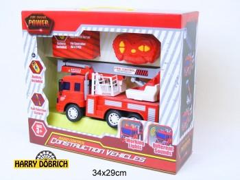 RC Feuerwehr 25cm Licht/Sound