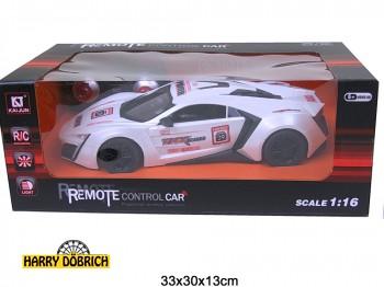 RC Auto Racer mit Licht 2 Farben