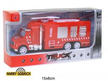 Feuerwehr Truck ca. 14cm