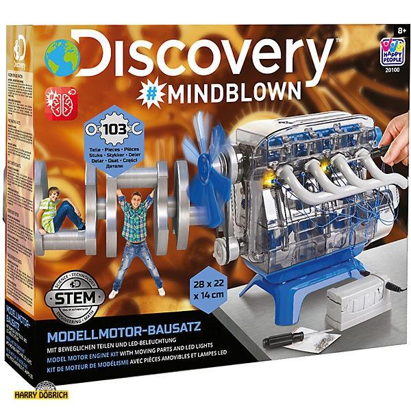 Discovery Bausatz Modellmotor