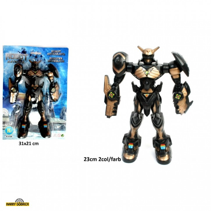 Figur Roboter 23cm