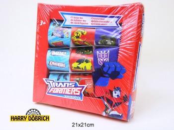 Transformer Aufkleberbox Hasbro
