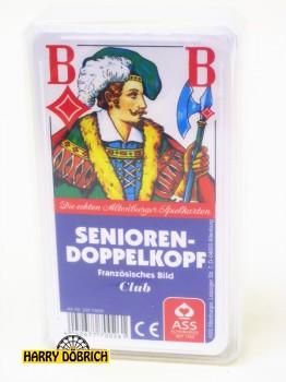 Kartenspiel Senioren-Doppelkopf