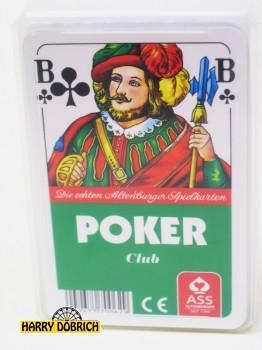 Pokerkarten französisches Bild
