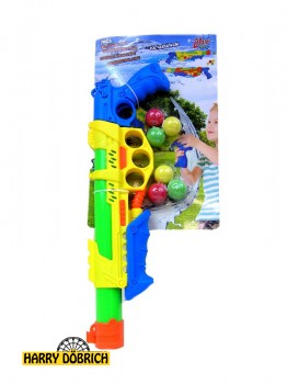 Wasserpistole 2in1 46cm sortiert
