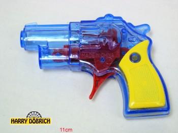 Funkenpistole 11cm farbig sortiert