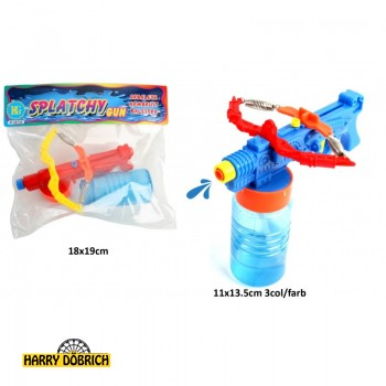 Wasserspritzer Armbrust