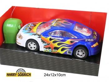 RC Auto Crazy Speed sortiert