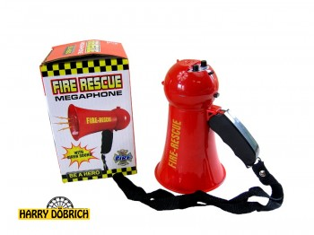 Kinder Megaphon Feuerwehr