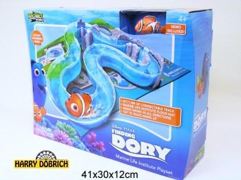 Findet Dory Spielset mit Robo Fish Nemo