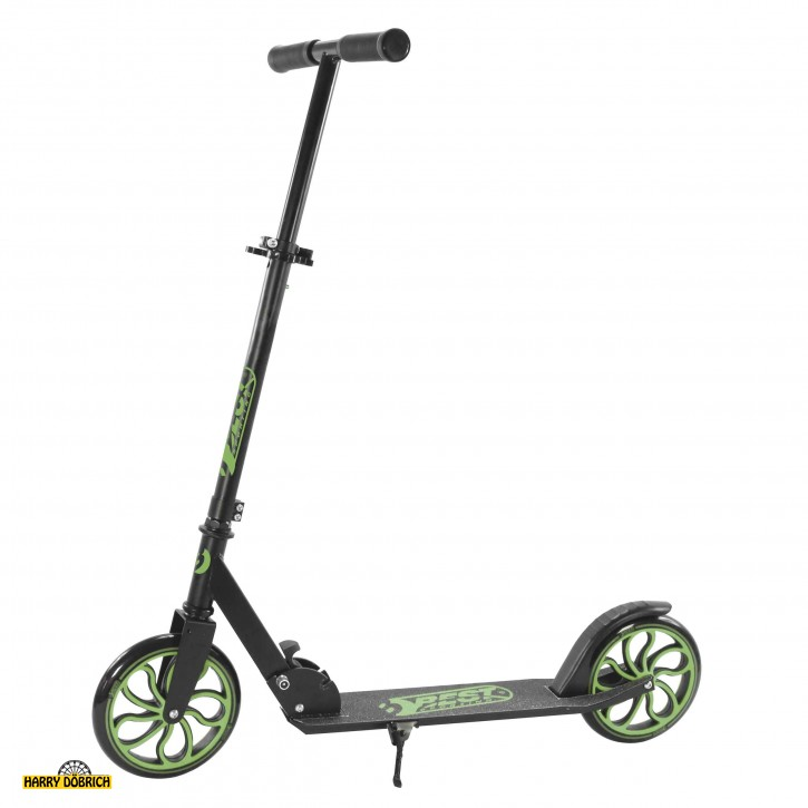 Scooter200er schwarz/grün bis 100kg