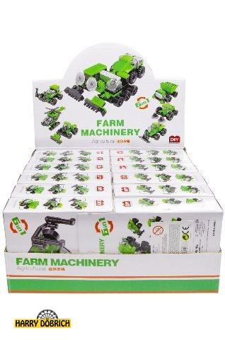 Bausatz Landmaschinen sortiert
