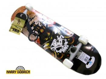 Skateboard 78cm ABEC 7 4-fach sortiert