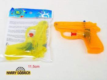 Wasserpistole 11,5cm 2 Farben sortiert