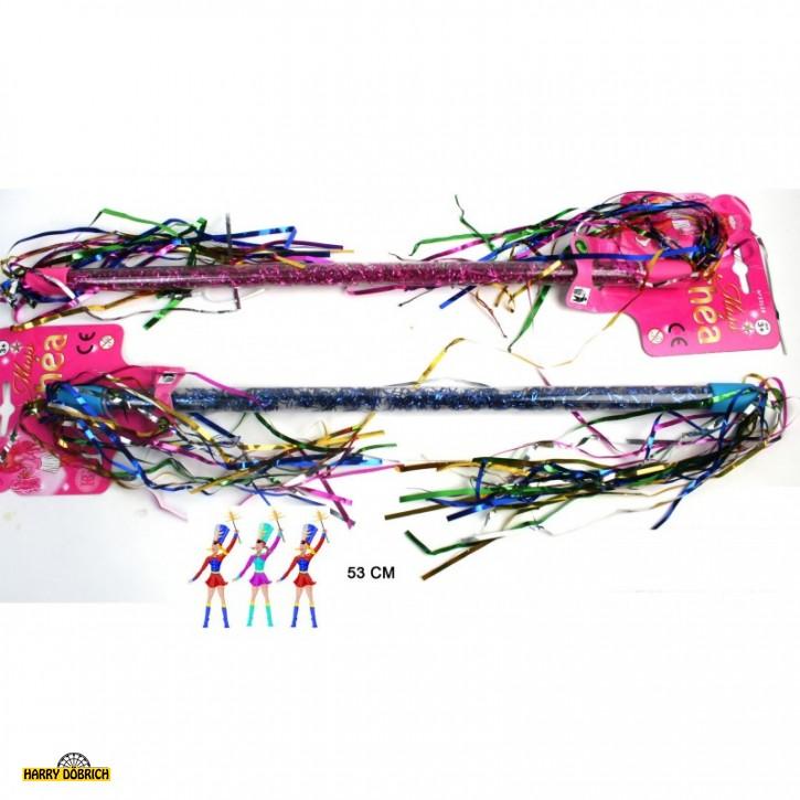 Majorette Stab 43cm 2 Farben sortiert
