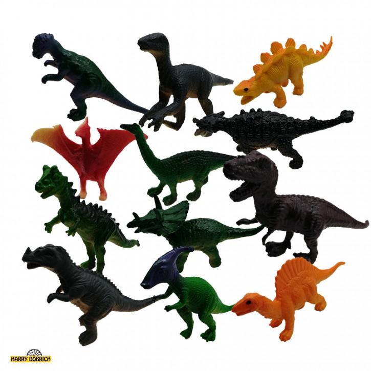 Dinosaurierfiguren 6-7cm 2-fach sortiert