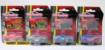 Majorette Hero Crash Cars