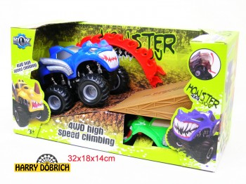 Monstertruck speed climbing sortiert