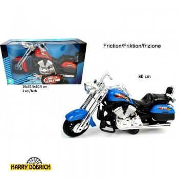 Motorrad 30cm 2 Farben sortiert