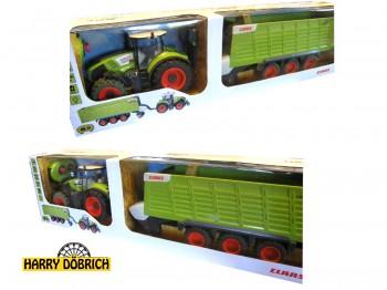 RC Claas Traktor Axion 870 mit Anhänger 108cm