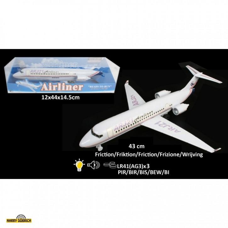 Flugzeug Airliner 41cm