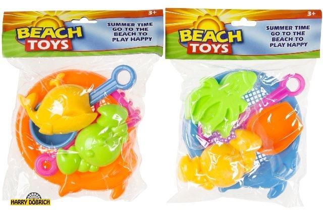 Sandspielzeug im Beutel