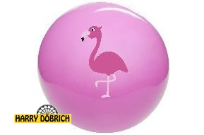 Ball Flamingo 23cm