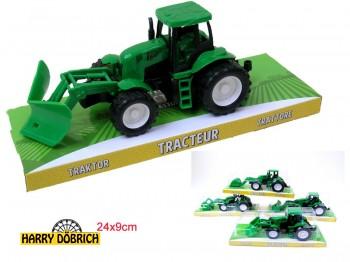 Traktor 20cm 4-fach sortiert