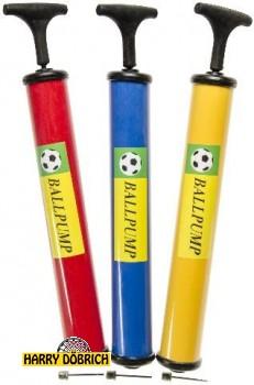Ball Pumpe ca. 30cm farbig sortiert