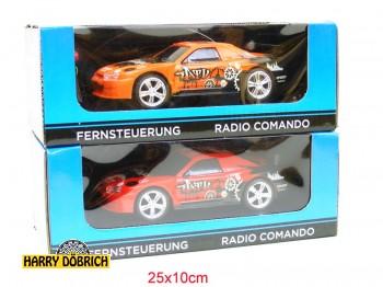 RC Rennwagen 17cm 2-fach sortiert