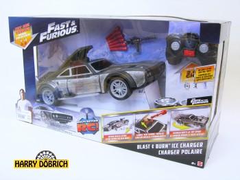 RC Fast&Furious Auto Mattel