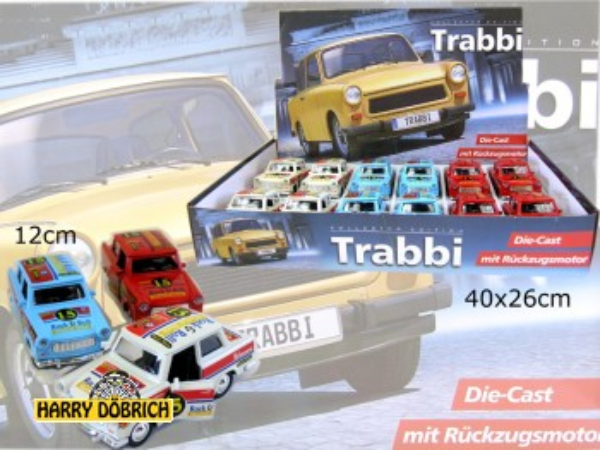 Trabi Rallye 3-fach sortiert