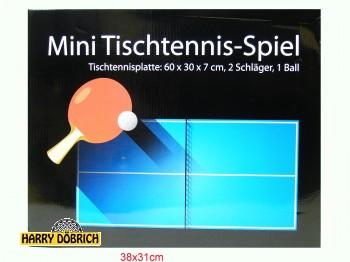 Tischtennisspiel 60x30x7cm