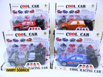 RC Auto Cool Car 13cm sortiert