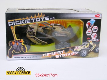 RC Desert Striker Dickie