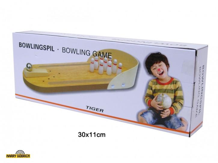 Bowlingspiel Holz 31x11cm GK