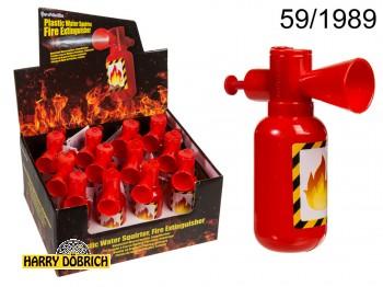 Wasserspritzer Feuerlöscher 12cm