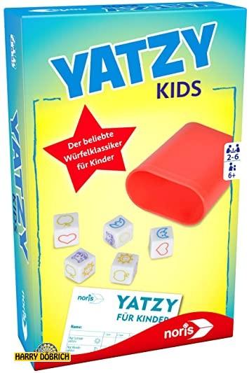 Yatzy für Kinder Noris