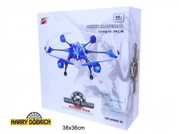 RC Hexacopter HD Camera mit Licht