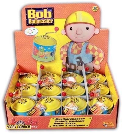 Musikdose Bob der Baumeister