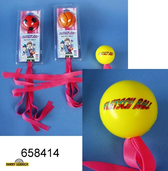 Fletch Ball 6.3cm sortiert