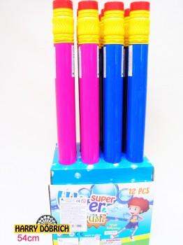 Wasserspritzer Bleistift 54cm sortiert