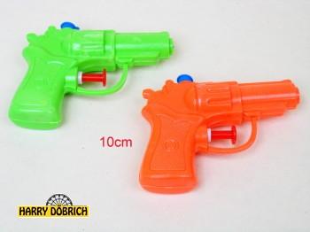 Wasserpistole Coltstyle 10cm 3-fach sortiert