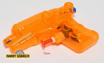 Wasserpistole 12cm 3-fach sortiert