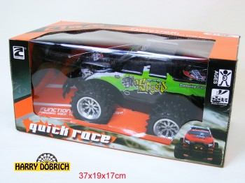 RC Jeep Quick Race