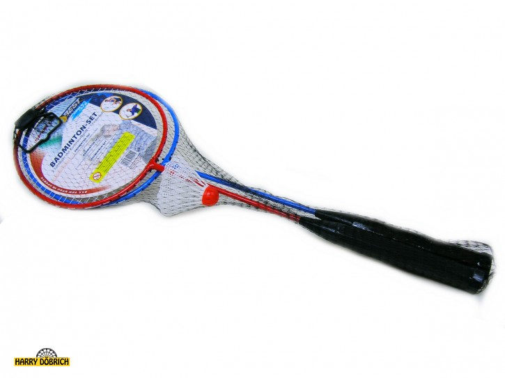 Badmintonset 3tlg im Netz