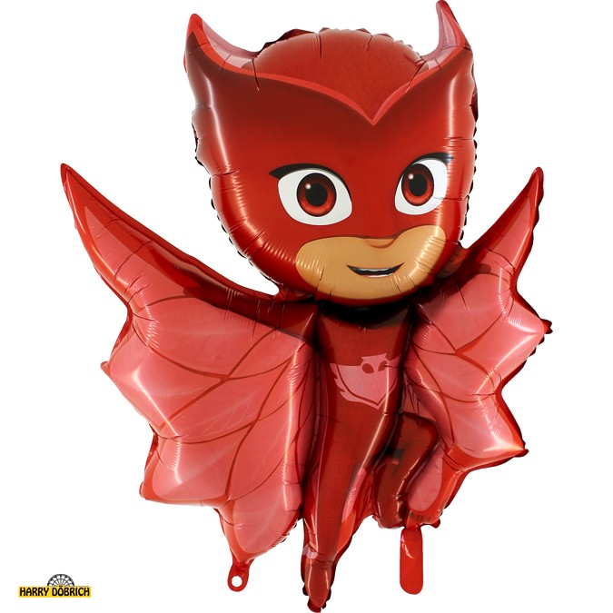 Folienballon PJ Mask Cat Owlette