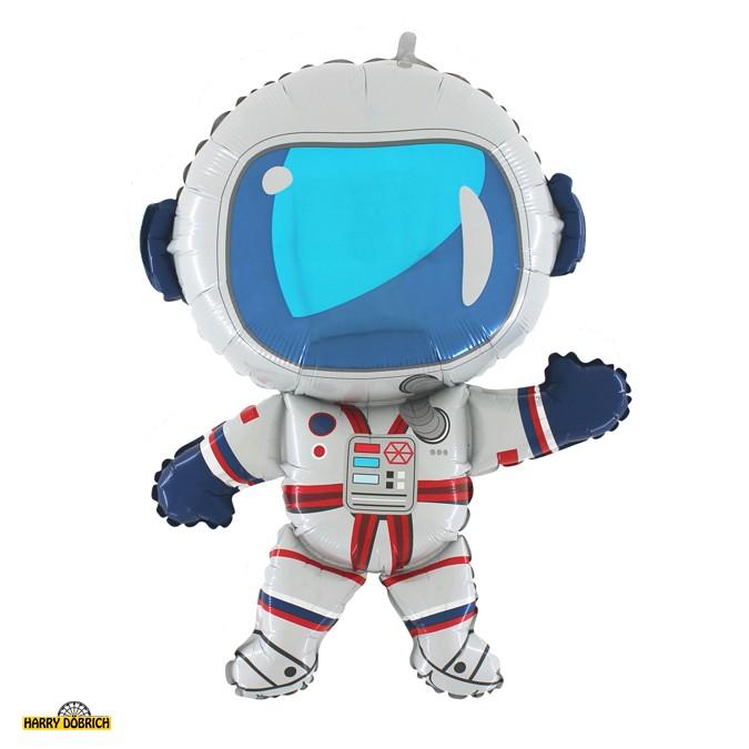 Folienballon Astronaut