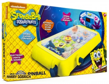 Sponge Bob Flipper 30x18cm Light/Sound